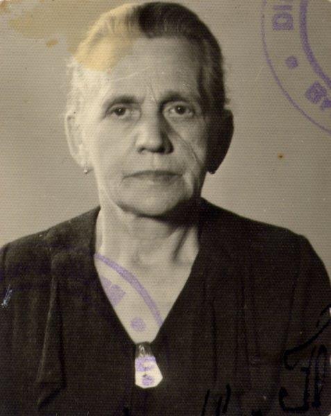 Martha Minna <b>Marie Fleischer</b> geb. Deichgräber - 212_martha_deichgraeber-1950